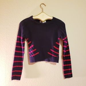 NEW Cropped Sweater